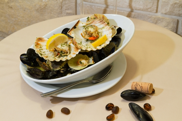 Mixed mussels Bouzzara